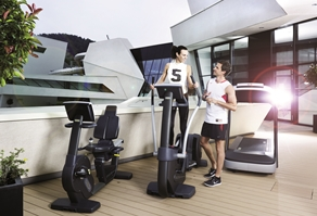 Fitness in der KärntenTherme